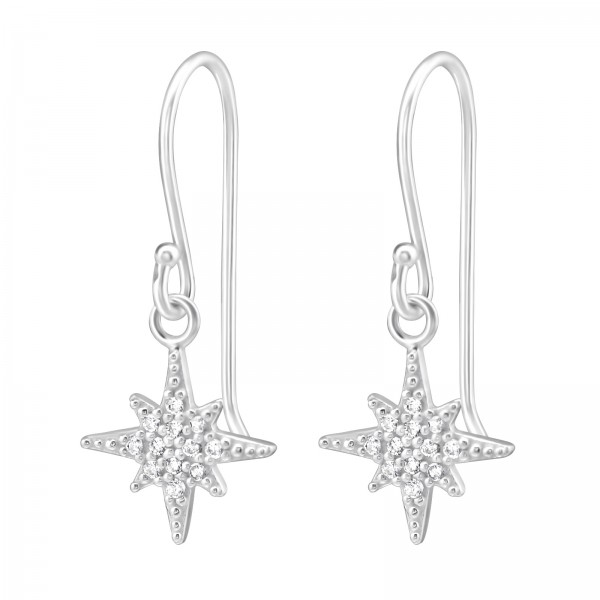 Cubic Zirconia Earrings ER-JB11321/36807