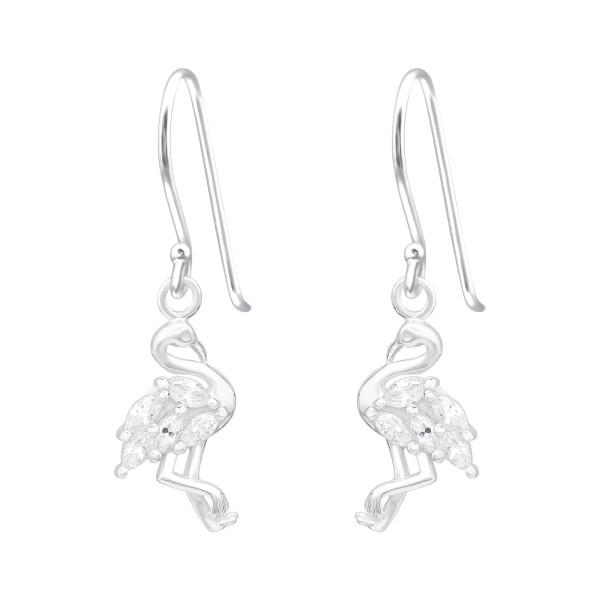 Cubic Zirconia Earrings ER-JB11686/40123