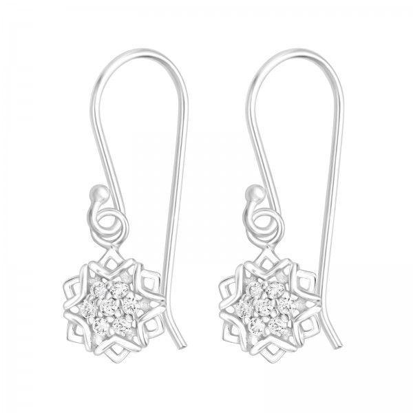 Cubic Zirconia Earrings ER-JB11804/40124