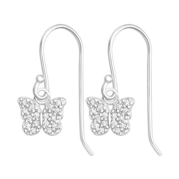 Cubic Zirconia Earrings ER-JB12973/40139
