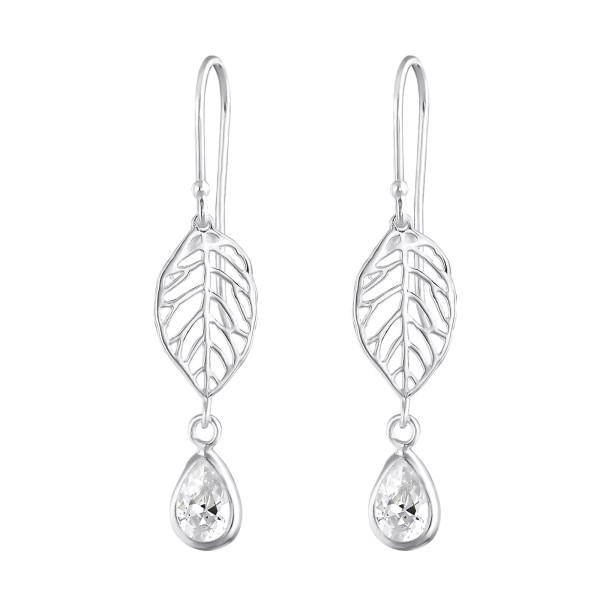 Cubic Zirconia Earrings ER-JB7842-APS2006/30322