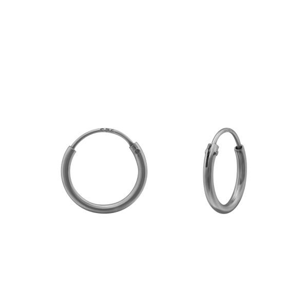 Ear Hoops CR1.2X10 BK.RU/32719