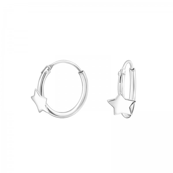 Ear Hoops CR1.2X12-APS1406-FLAT/31916