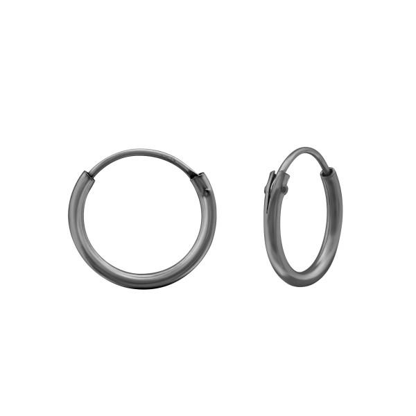Ear Hoops CR1.2X12 BK.RU/32721