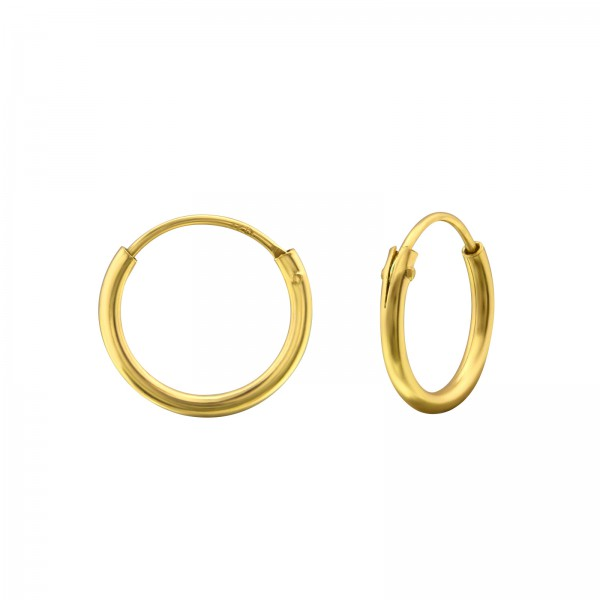 Ear Hoops CR1.2X12 GP/18357