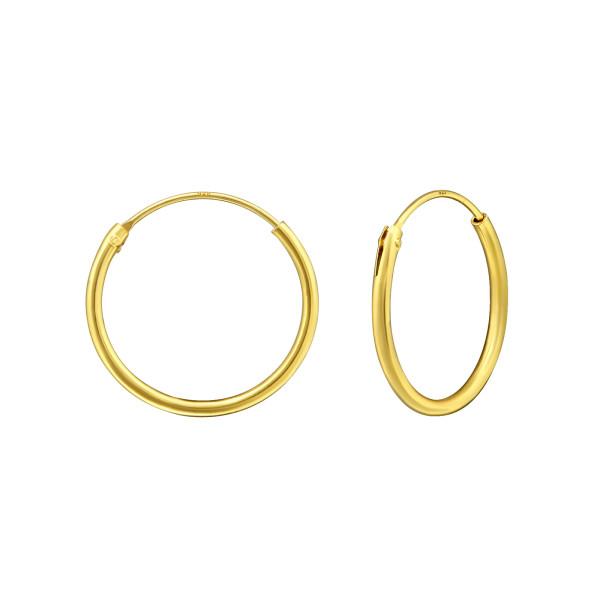 Ear Hoops CR1.2X16 GP/15328
