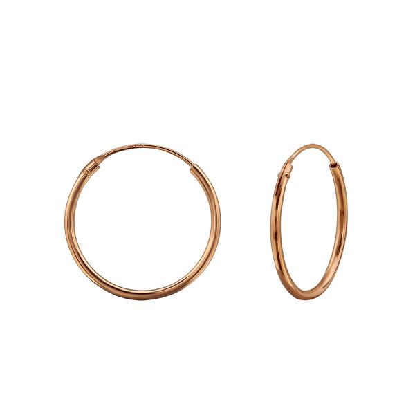 Ear Hoops CR1.2X18 RGP/23930