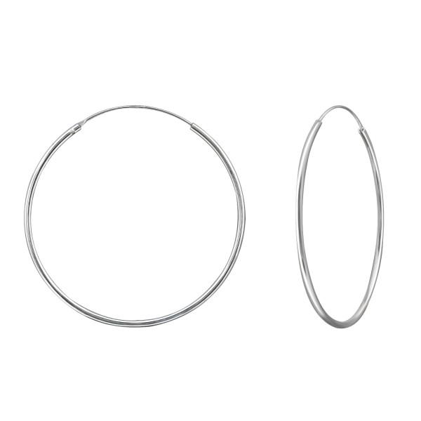 Ear Hoops CR1.2X40 RP/39074