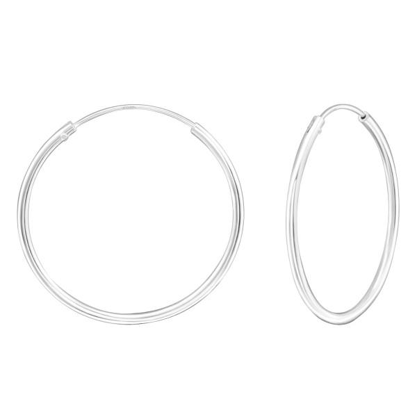 Ear Hoops CR1.5X30/18225