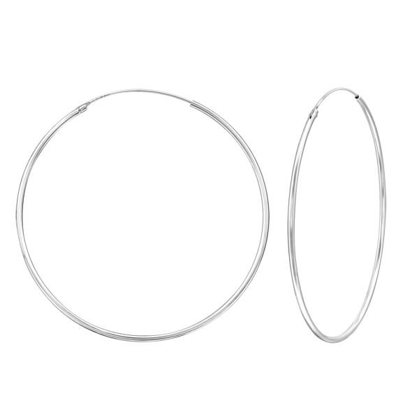 Ear Hoops CR1.6X50/39196