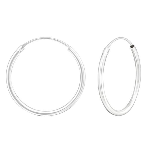 Ear Hoops CR2X30/1716