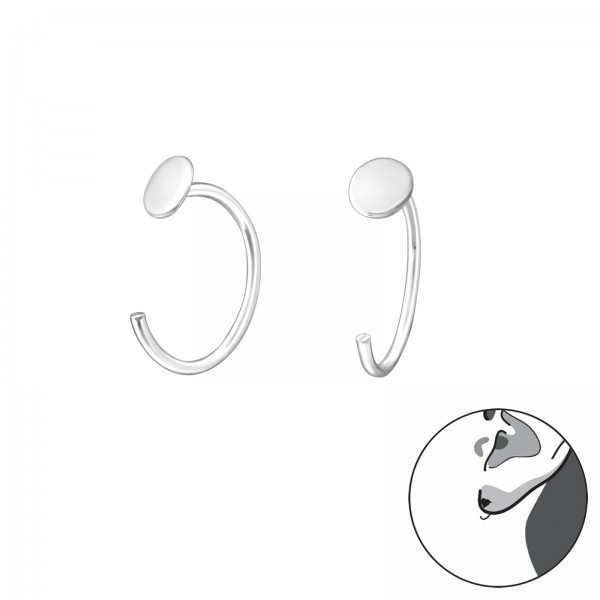 Ear Hoops HP-APS2830-CCRD-4M-FL/36989