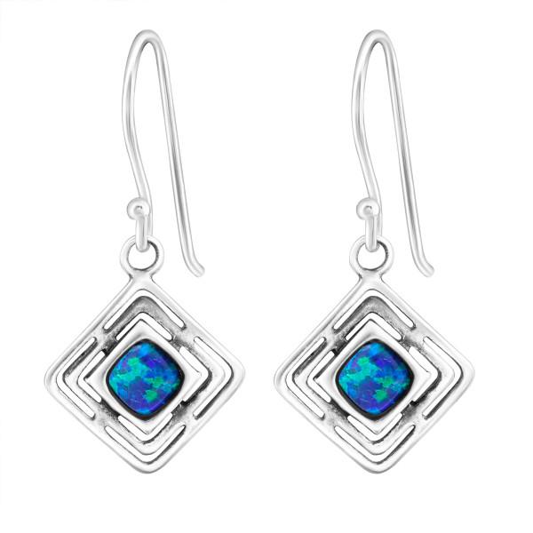 Opal and Semi Precious Earrings ER-JB7475 OX/23635