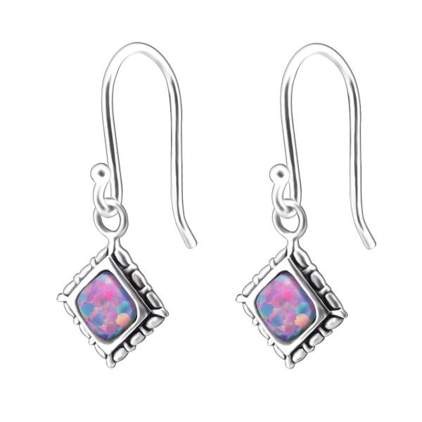 Opal and Semi Precious Earrings ER-JB7479 OX/23643