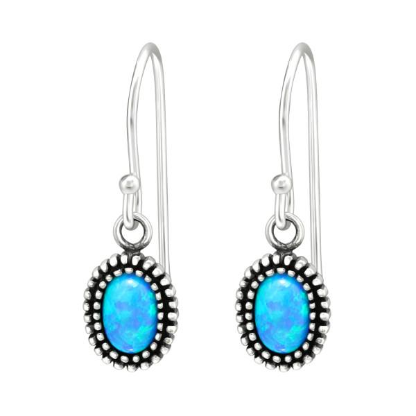 Opal and Semi Precious Earrings ER-JB7610 OX/41034