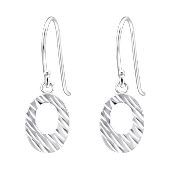 Plain Earrings ER-APS1449-DC05/27621