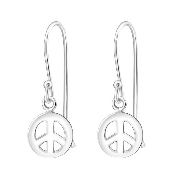 Plain Earrings ER-APS1562-FLAT/31921
