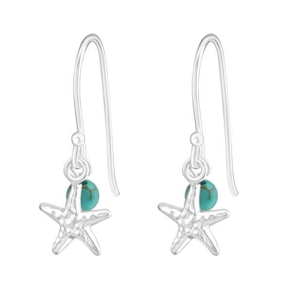 Plain Earrings ER-APS1879-3TQ/22124