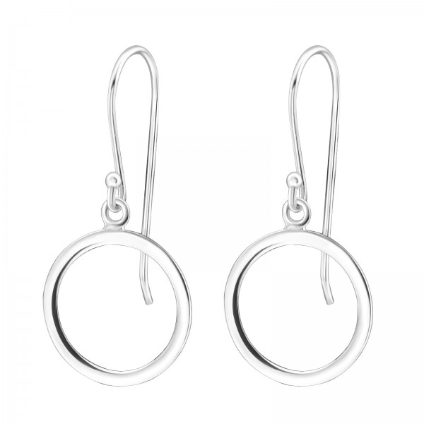 Plain Earrings ER-APS2503-FLAT/31923