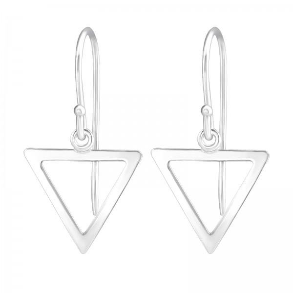Plain Earrings ER-APS2531-FLAT/36485