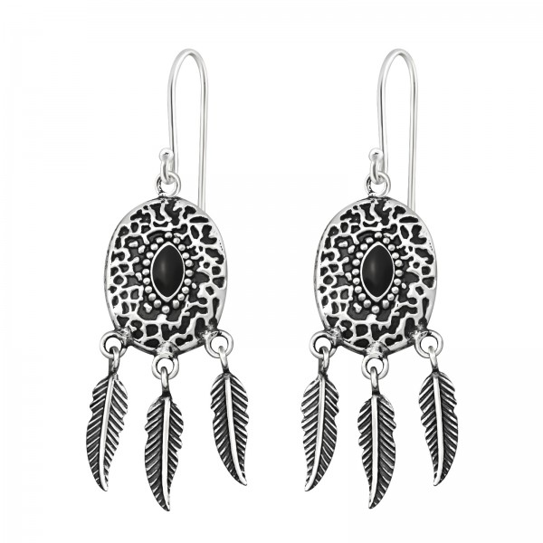 Plain Earrings ER-APS2656-E-APS2592x3 OX/31290