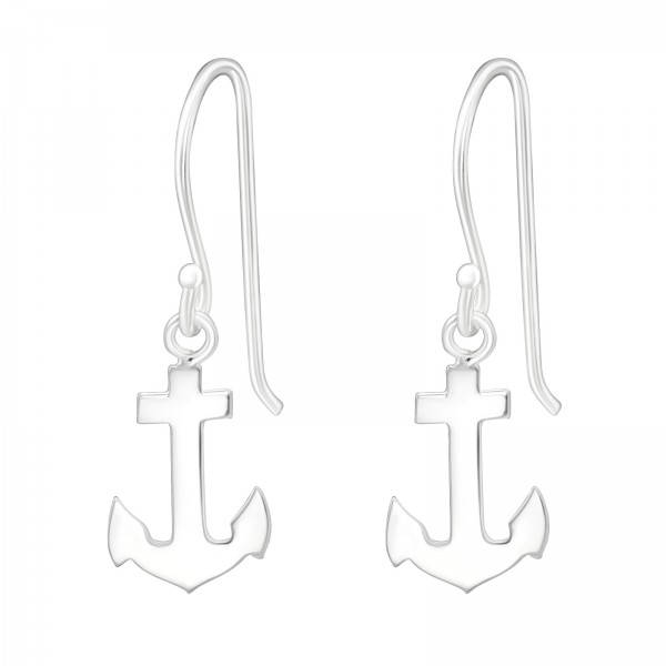 Plain Earrings ER-APS274-FLAT/15364