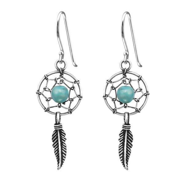 Plain Earrings ER-APS2796-TQ4M-APS2592 OX/30825