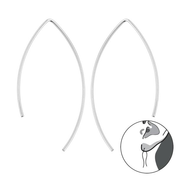 Plain Earrings ER-APS2910/40918