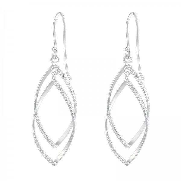 Plain Earrings ER-APS3810/37116