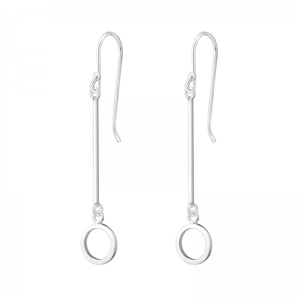 Plain Earrings ER-APS3837-0.8M-HP-APS2688-A-1M/37804