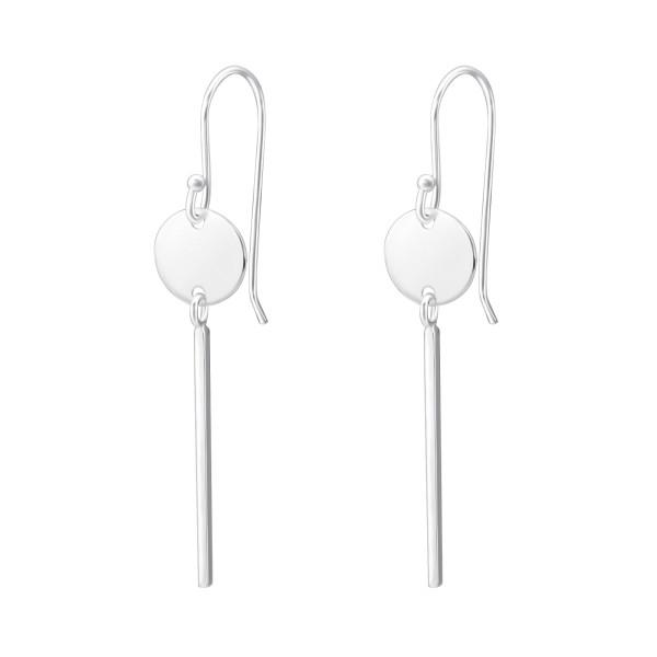 Plain Earrings ER-APS3840-FL-HP-APS3837-1M/37808