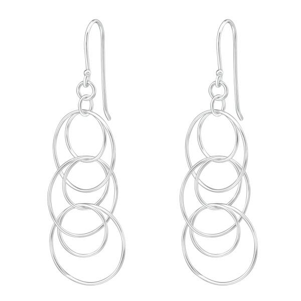 Plain Earrings ER-APS4190/38688