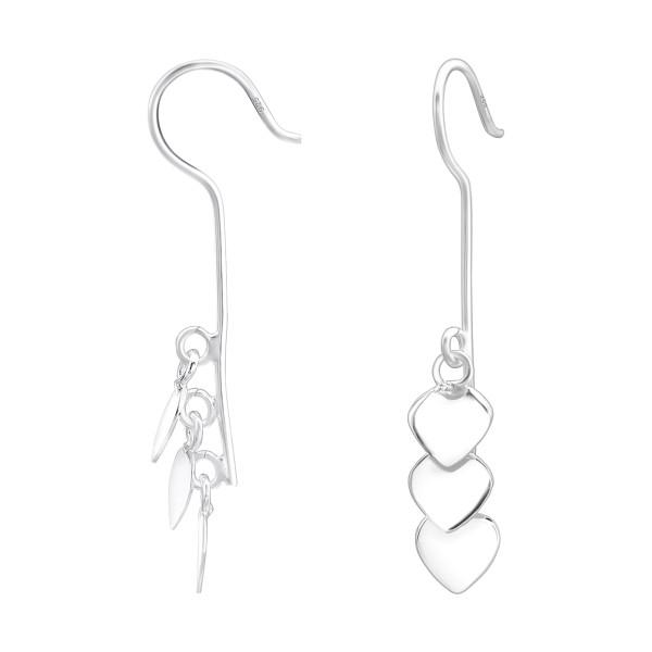 Plain Earrings ER-APS4296-PART-APS1420-FL/39962