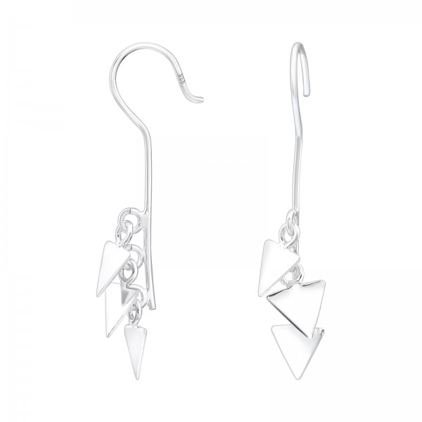 Plain Earrings ER-APS4296-PART-APS1500-FL/39963