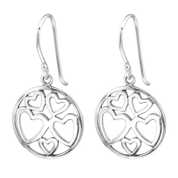 Plain Earrings ER-JB1334 OX/27056