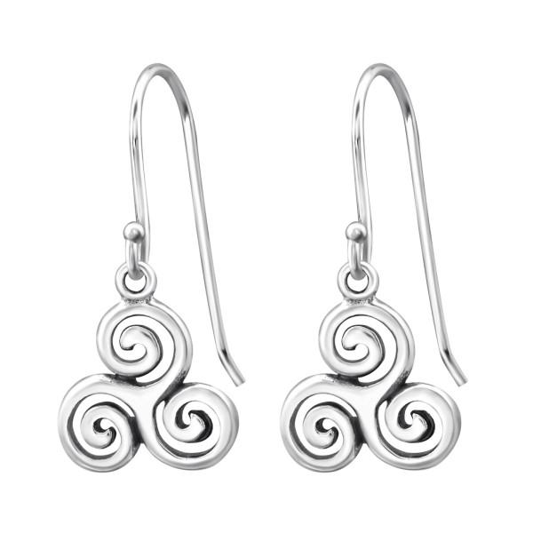 Plain Earrings ER-JB5990 OX/31410