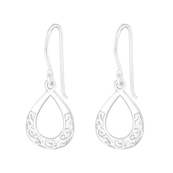 Plain Earrings ER-JB6076/20114