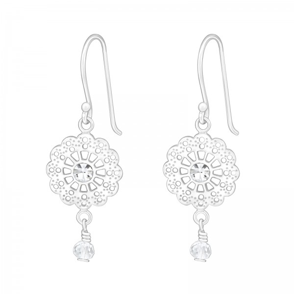 Plain Earrings ER-JB6984-BD/20135