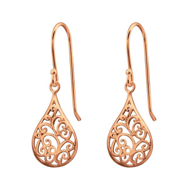 Plain Earrings ER-JB6988 RGP/21799