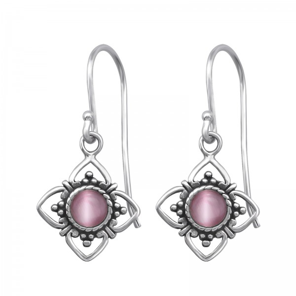 Plain Earrings ER-JB7472-CE OX/30291