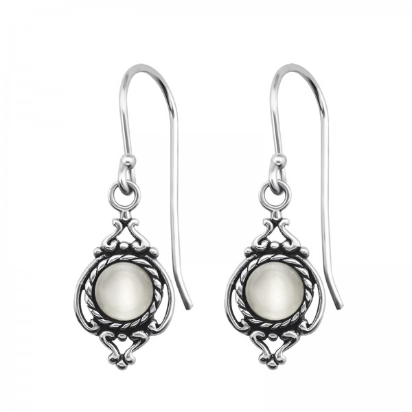 Plain Earrings ER-JB7484-CE OX/30292