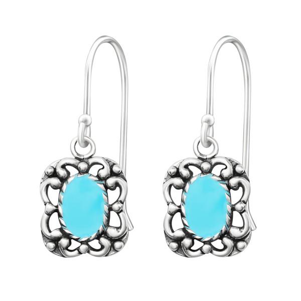 Plain Earrings ER-JB7491-E OX/23346