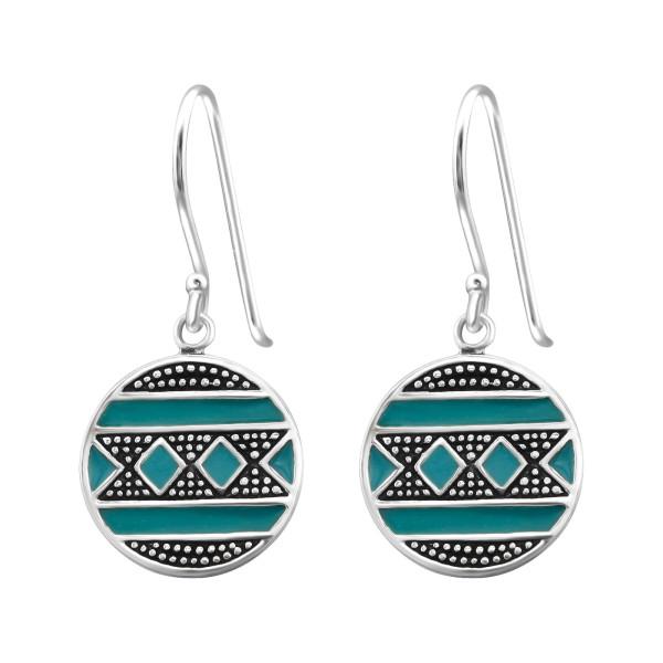 Plain Earrings ER-JB8111-E OX/39076