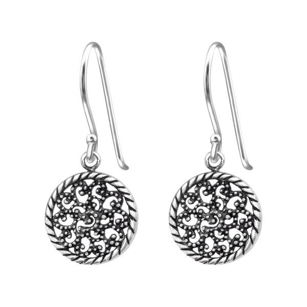 Plain Earrings ER-JB9318 OX/39410