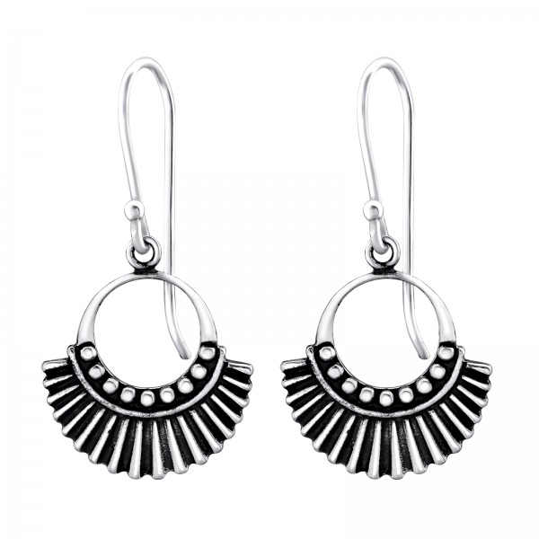 Plain Earrings ER-JB9515 OX/32148