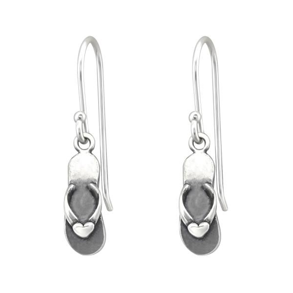 Plain Earrings ER-JB9803 OX/32155