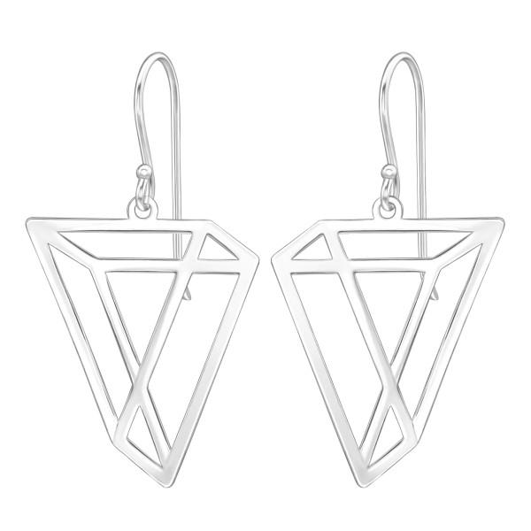 Plain Earrings ER-LS017/39204