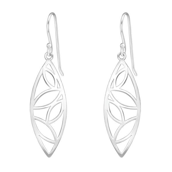 Plain Earrings ER-LS021-CURVE/39206