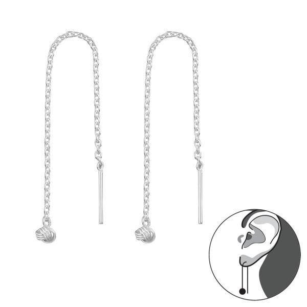Plain Earrings ER-MI014/38495
