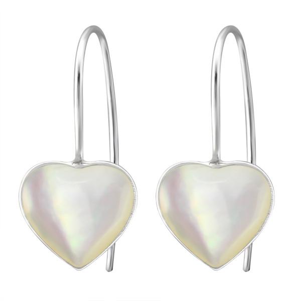 Plain Earrings ERN-CCHT36-SHELL/28366